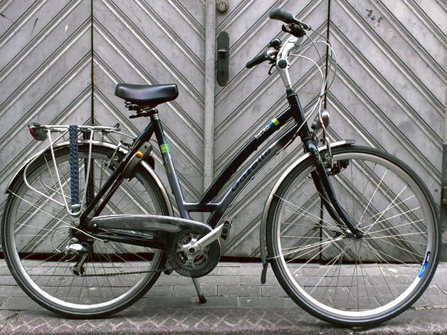 Rental Bicycle in Riga